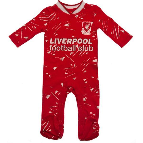 Liverpool FC Sleepsuit 6/9 mths RT