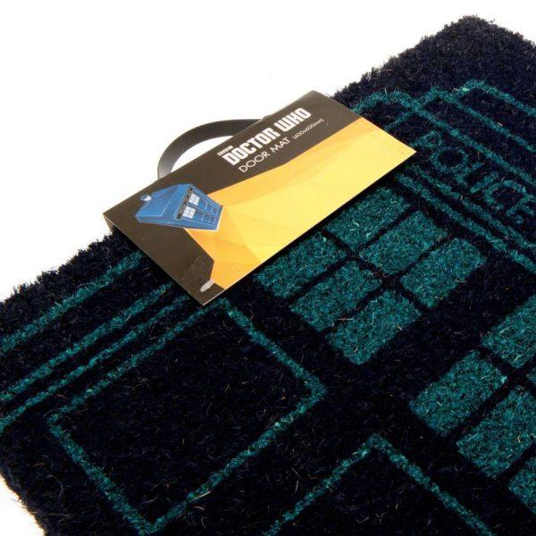 Doctor Who Doormat