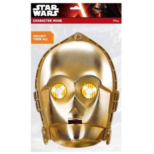Star Wars Mask C-3PO