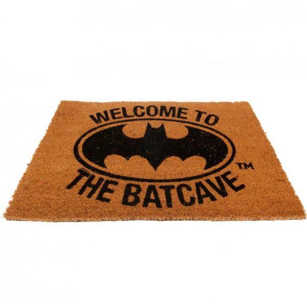 Batman Doormat Batcave