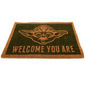 Star Wars Doormat Yoda