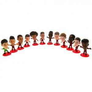 Belgium SoccerStarz 12 Player Team Pack