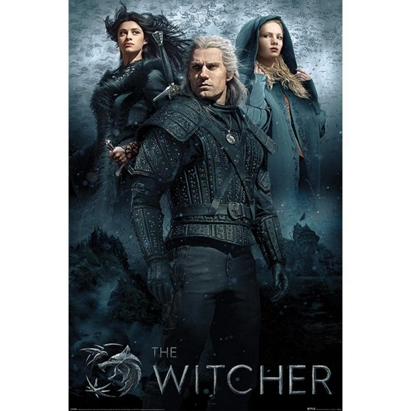 The Witcher Poster Fate 96
