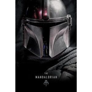 Star Wars: The Mandalorian Poster Dark 83