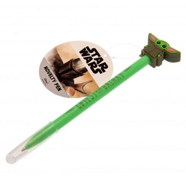 Star Wars: The Mandalorian Pen & Topper