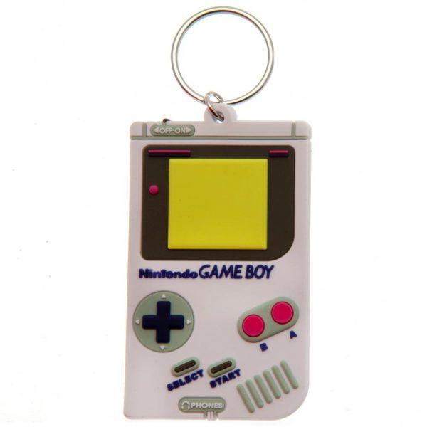Nintendo PVC Keyring Gameboy