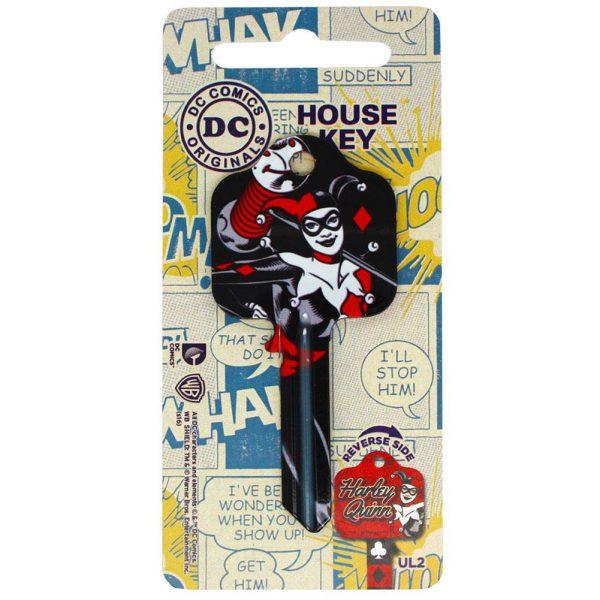 DC Comics Door Key Harley Quinn