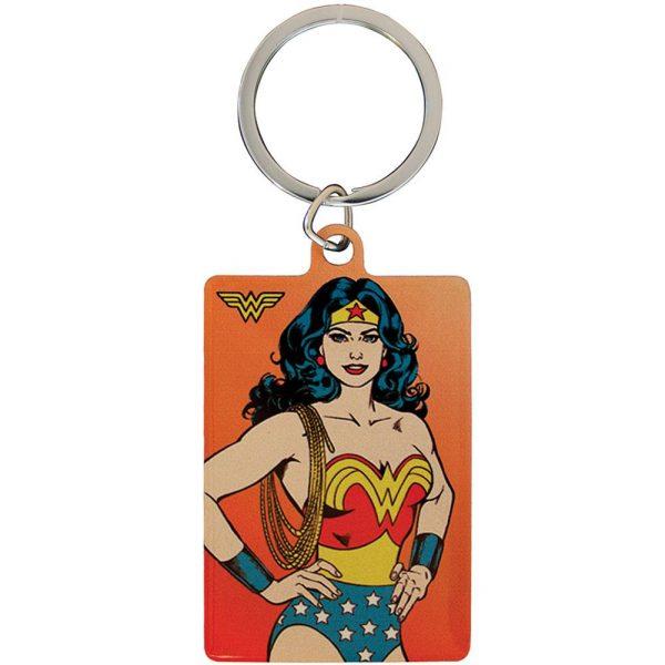DC Comics Metal Keyring Wonder Woman