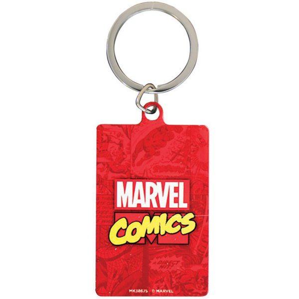 Marvel Comics Metal Keyring Spider-Man