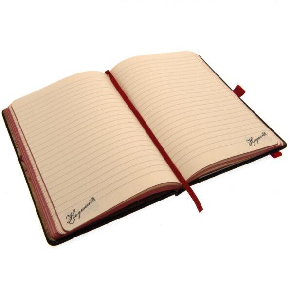 Harry Potter Premium Foil Notebook Gryffindor