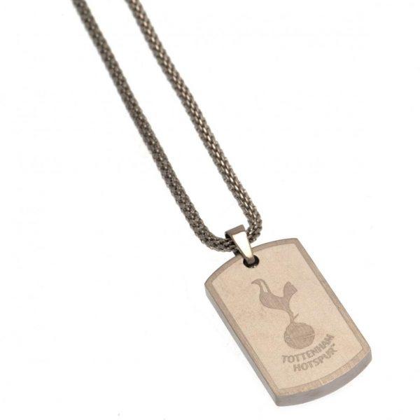 Tottenham Hotspur FC Icon Dog Tag & Chain