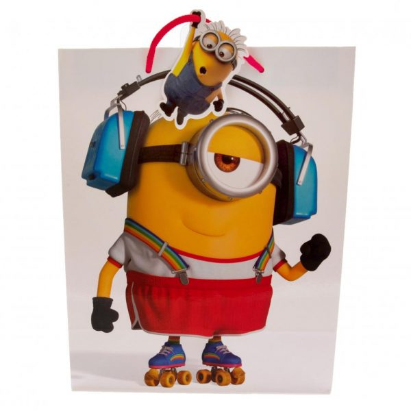 Minions Gift Bag Medium