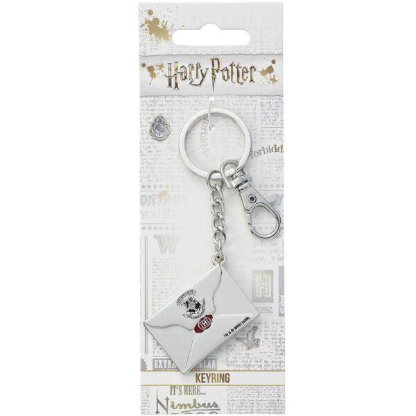 Harry Potter Charm Keyring Letter