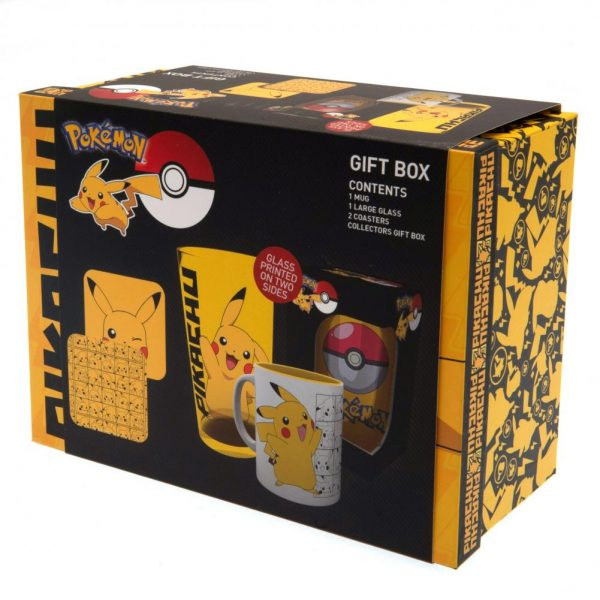 Pokemon Gift Set