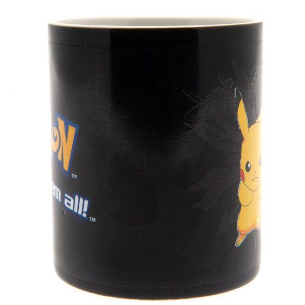Pokemon Heat Changing Mug Pikachu