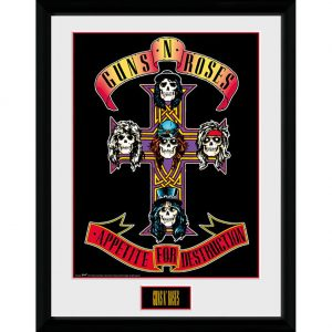 Guns N Roses Picture 16 x 12
