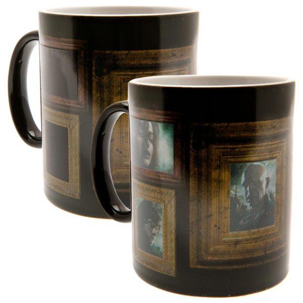 Harry Potter Heat Changing Mug Portraits