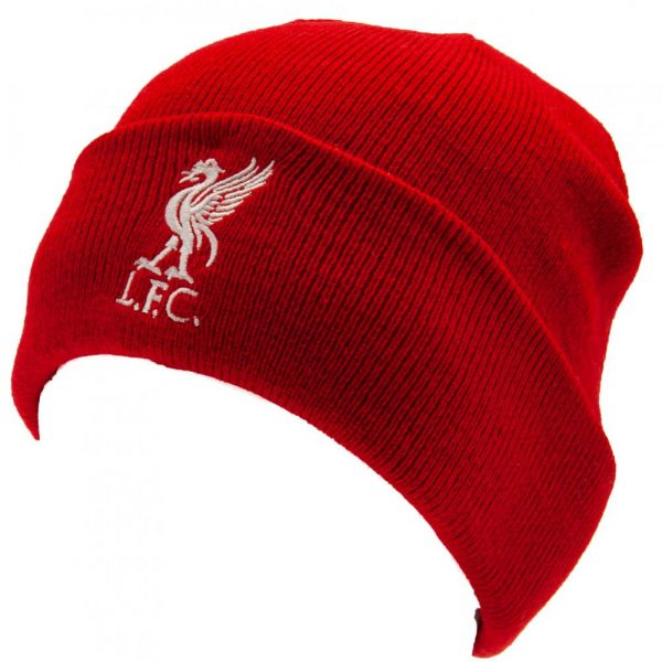 Liverpool FC Cuff Beanie RD