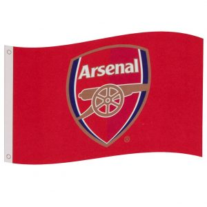 Arsenal FC Flag CC