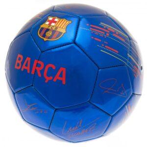 FC Barcelona Football Signature BL