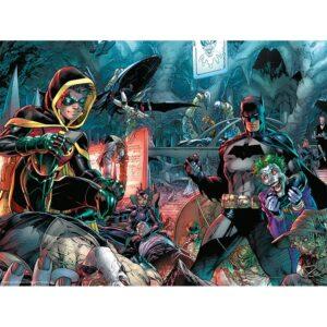 Batman 3D Image Puzzle 500pc
