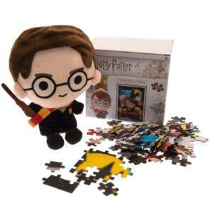 Harry Potter Plush & 3D Puzzle Harry