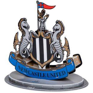 Newcastle United FC 3D Crest Puzzle