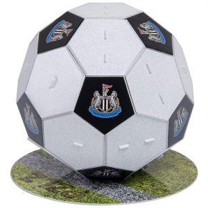 Newcastle United FC 3D Football Puzzle