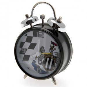 Newcastle United FC Alarm Clock CQ