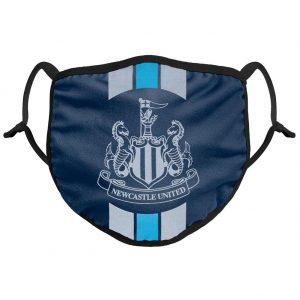 Newcastle United FC Reflective Face Covering Stripe