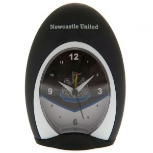 Newcastle United FC Quartz Alarm Clock SW