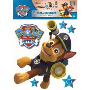 Paw Patrol Wall Sticker A3 Chase
