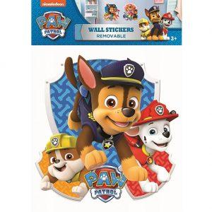 Paw Patrol Wall Sticker A3 Group