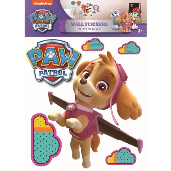 Paw Patrol Wall Sticker A3 Skye