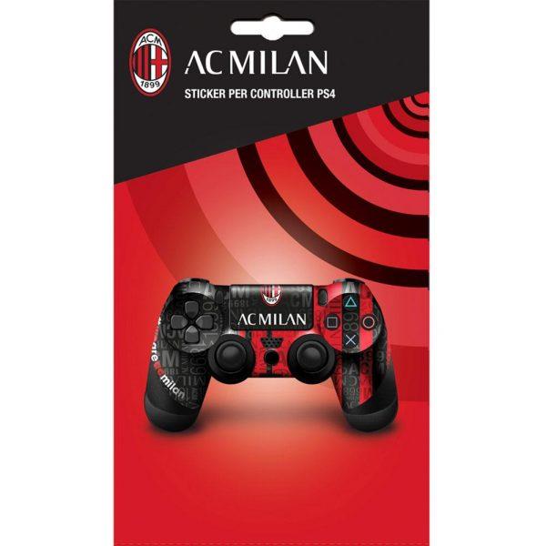 AC Milan PS4 Controller Skin