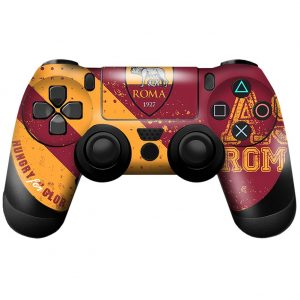AS Roma PS4 Controller Skin