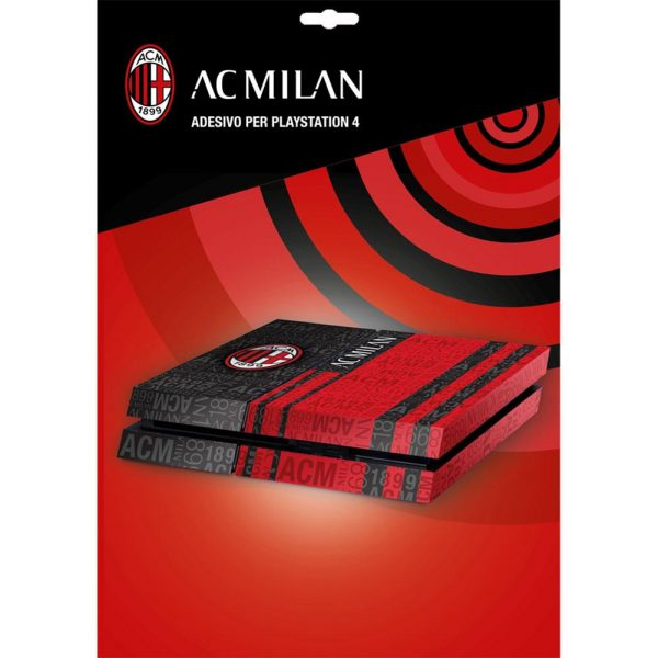 AC Milan PS4 Console Skin