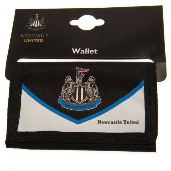 Newcastle United FC Nylon Wallet SW