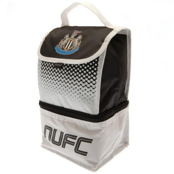 Newcastle United FC 2 Pocket Lunch Bag