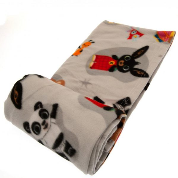 Bing Fleece Blanket