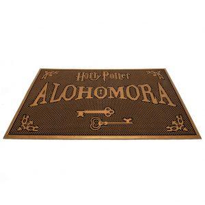 Harry Potter Rubber Doormat