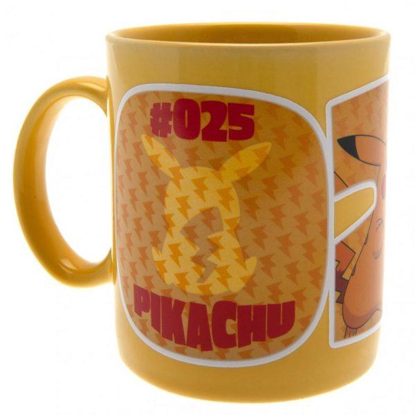 Pokemon Heat Changing Mug Pikachu 25
