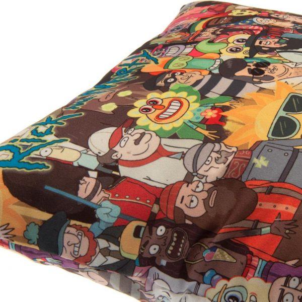 Rick And Morty Cushion Characters