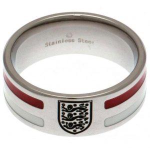 England FA Colour Stripe Ring Medium