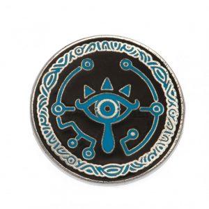 The Legend Of Zelda Badge Sheikah Eye