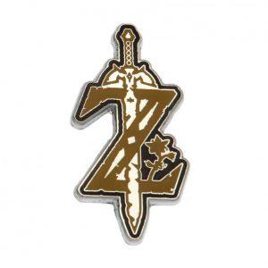 The Legend Of Zelda Badge Master Sword
