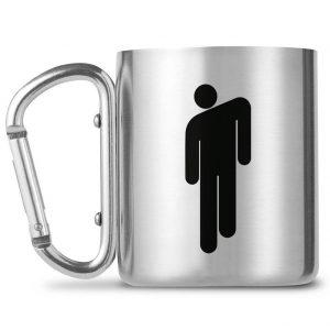 Billie Eilish Carabiner Mug
