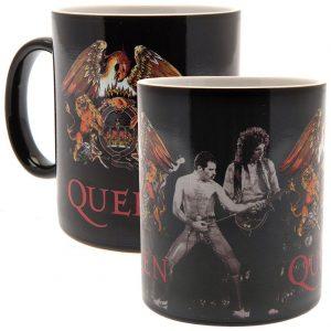 Queen Heat Changing Mug