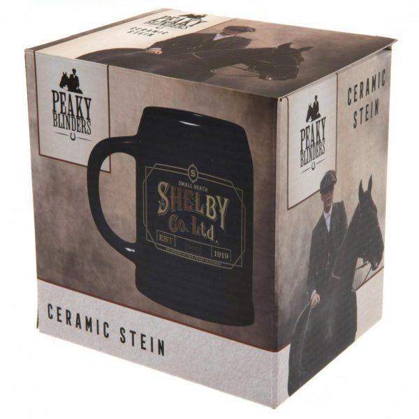 Peaky Blinders Stein Mug Shelby Company