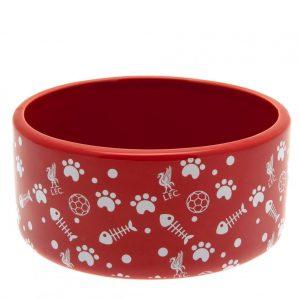 Liverpool FC Cat Bowl